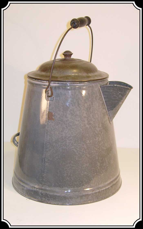 Sold Vintage Coffee Pot