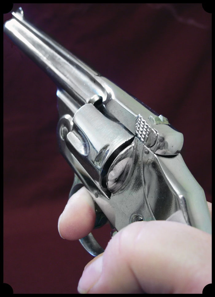 38 Best Halloween Costumes Images On Pinterest: Antique Iver Johnson Hammerless Revolver .32 S&W Smith
