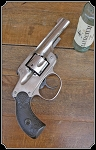 Antique Spencer Safety Hammerless Revolver