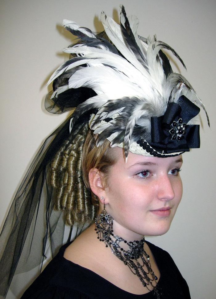 ladies victorian hats - photo #24