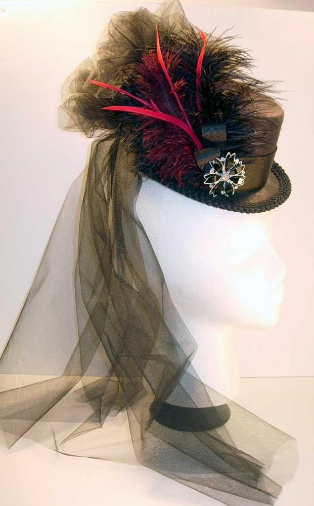 ladies victorian hats - photo #41