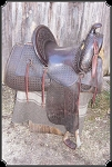 PRICE REDUCED $100 ~ Ready-to-Ride Antique Saddle