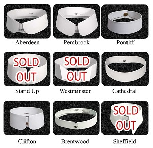 Collar - Last of Stock ~ Celluloid Collars