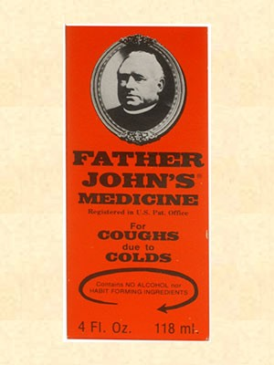 Father John's Medicine ~ For Medicinal Prop Sales Only