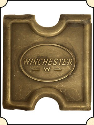"Buckle - 3"" Winchester Buckle for Web Belt"