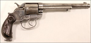 z Sold ~ Colt Model 1878 Frontier Six Shooter