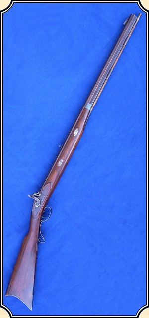z Sold ~ Rifle Handmade Custom Hawken Rifle