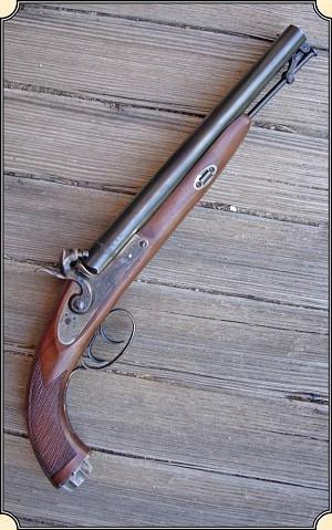 z Sold ~ Pedersoli Howdah Hunter 20-Ga. Pistol