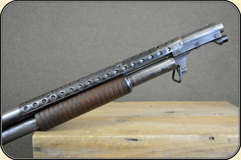 Z Sold Wwi Era Winchester Model 1897 Trench Gun P 4250