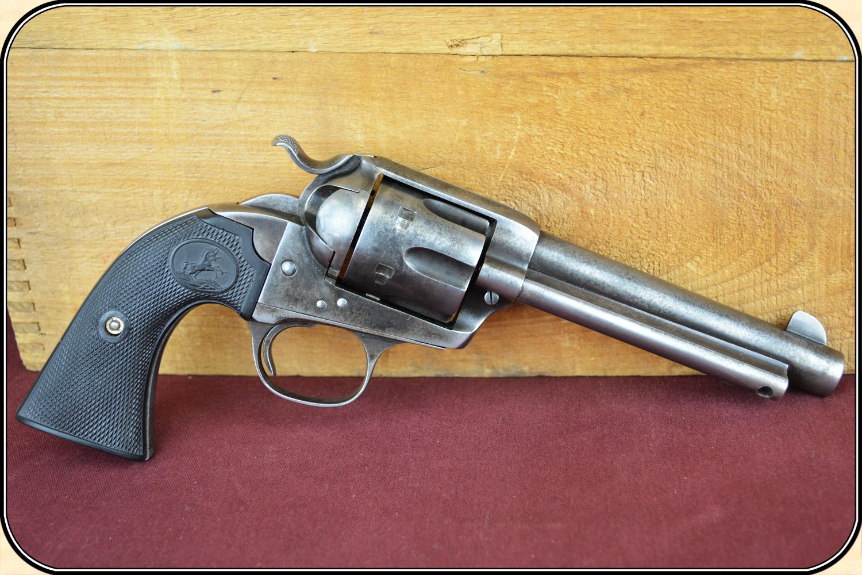 Bisley Style .45 Long Colt