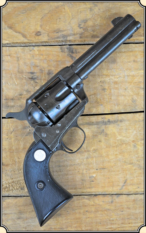 Movie Prop Blank Gun