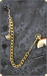Bold watch chain