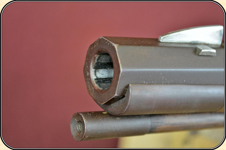 Hawken Rifle Full Stock Left Handed
