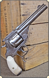 z Sold Copy of a Smith & Wesson Double Action Frontier