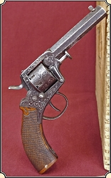 z Sold Massachusetts Arms Adams patent .22 S.A. revolver