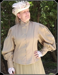 Frontier Classics Ladies Old West Blouse or Jacket