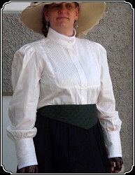 Alma Blouse from Frontier Classics