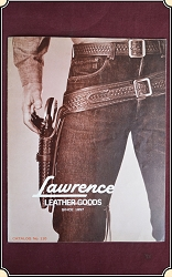 Lawrence Leather Goods Catalog No. 110
