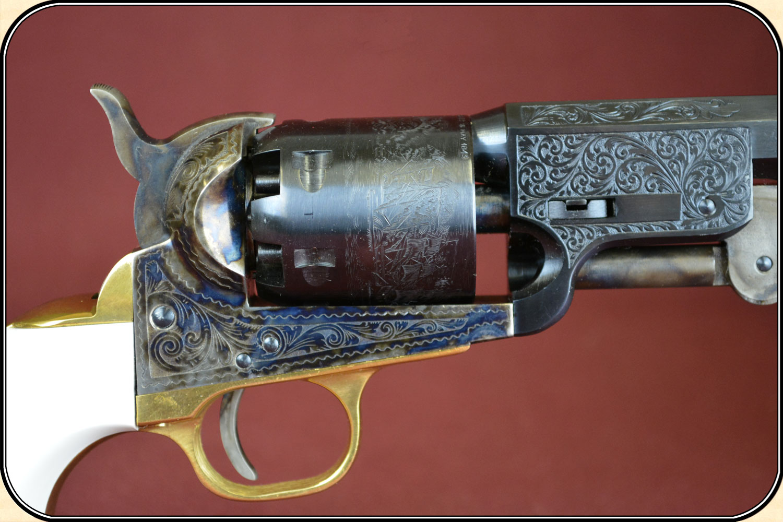 Pietta 1851 Navy Colt – Billy Knight