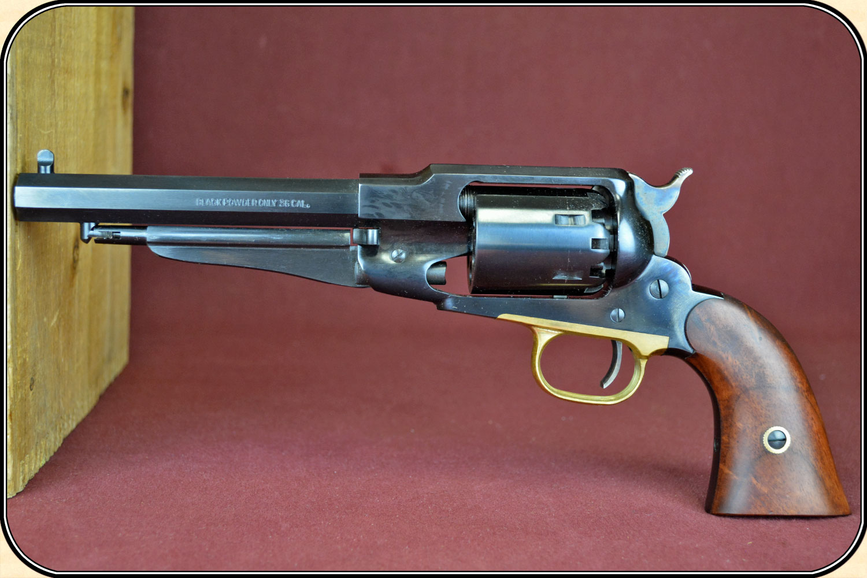 New Navy Remington 36 Cal 1858
