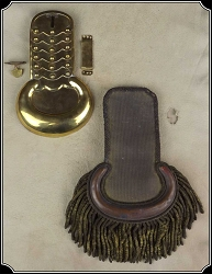 Pair of Single Epaulettes
