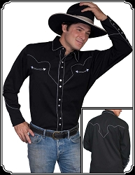Shirt - Snap Front Rodeo Shirt From Scully