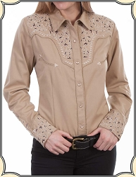 Ladies Rodeo Shirt From Scully