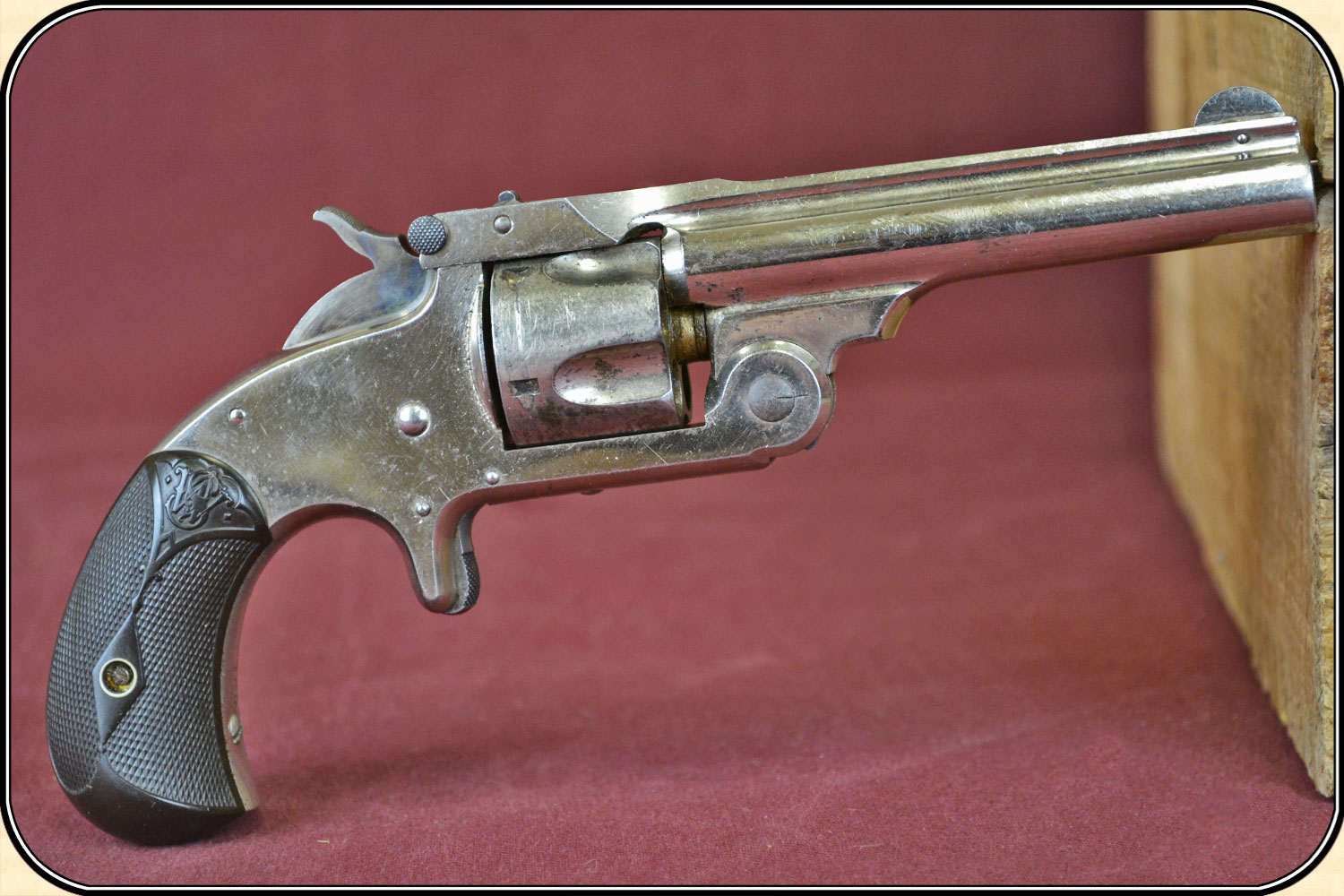dating s&w revolvers