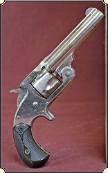 z Sold Smith & Wesson 1 1/2 Single Action .32 center fire caliber revolver