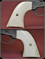z Sold Natural Bone grips for Colt 2nd & 3rd Gen. and clones RJT#5155