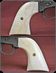 Natural Bone grips for Colt 2nd & 3rd Gen. and clones RJT#5155