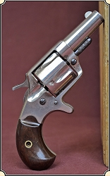 z Sold Very High Condition Colt New Line spur trigger revolver .41 cal.