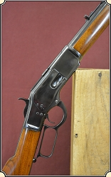 z Sold Winchester 1873 short rifle .44-40