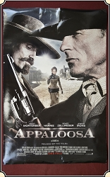 z Sold (Make Offer) Appaloosa Movie Poster 2008 Print  27 x 40