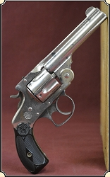 z Sold Smith & Wesson .38 4th issue, top break with 4