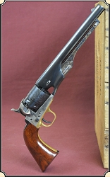 z Sold 1860 Army .44 cal Revolver - Blued finish Made by Uberti.
