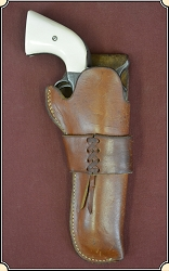 z Sold Holster - Lawrence Right hand holster for Colt Single Action 4 3/4 or 5 1/2 inch barrel