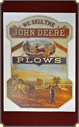 Deere & Company Poster - We Sell John Deere