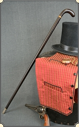 z Sold Rare  Remington percussion cane gun