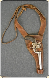 z Sold Heiser Shoulder holster for small frame revolver