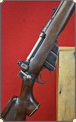 z Sold Enfield 303 British Sporter rifle