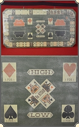 Gambling Layout