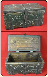 Wells Fargo & Co. Box.