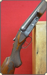 Antique Parker Bros. 12 gauge Double barrel shotgun