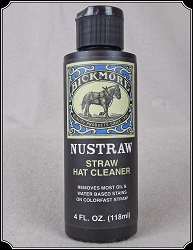 Men's Hat - NuStraw Straw Hat Cleaner