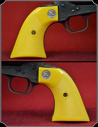 John Wayne yellow new old stock Colt SAA grips