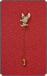 Flying Eagle Stick Pin