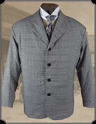 Santa Fe Suit Coat by Frontier Classics