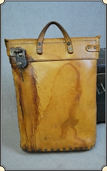 (Make Offer) Antique Express Co's. Registered pouch.