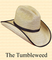 The Tumbleweed Hat Style